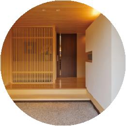 さいたま市の注文住宅で和の邸宅設計