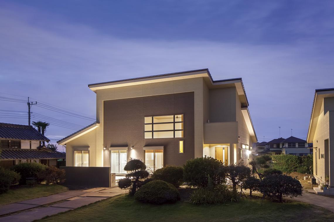 さいたま市で一戸建ての住宅モデル