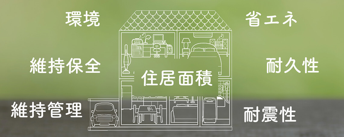 さいたま市で長期優良住宅に認定される条件の写真