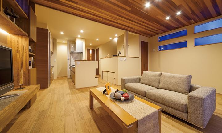 さいたま市でSW工法で建てた高気密住宅・高断熱住宅